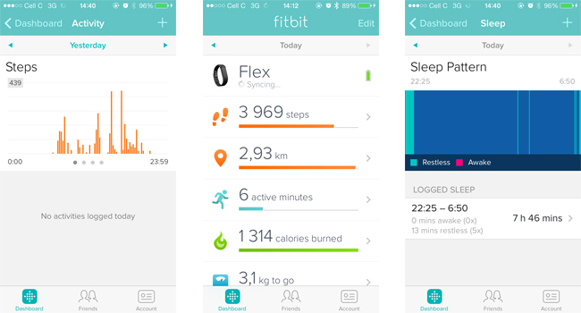 fitbit-app-screenshots